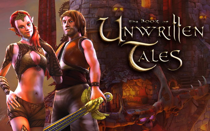 The Book of Unwritten Tales Digital Deluxe Edition /ROW