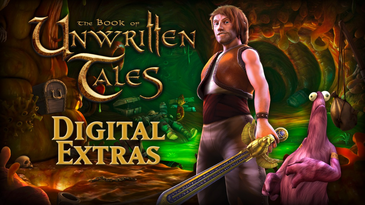The Book of Unwritten Tales Collection (Steam Gift/ROW)