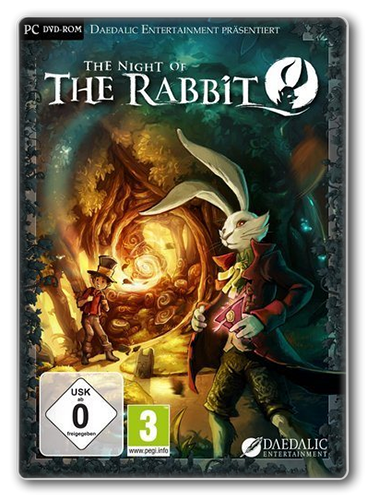 The Night of the Rabbit: Premium Edition Steam Gift/ROW