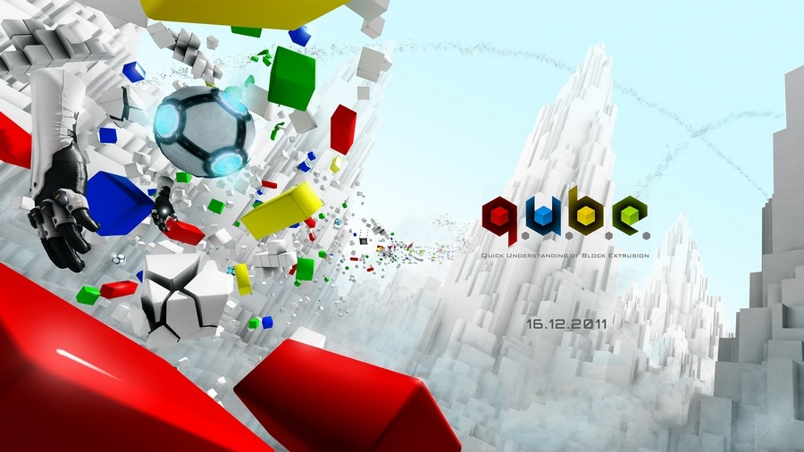 Q.U.B.E.  ( Steam Gift / ROW / Region Free ) HB link
