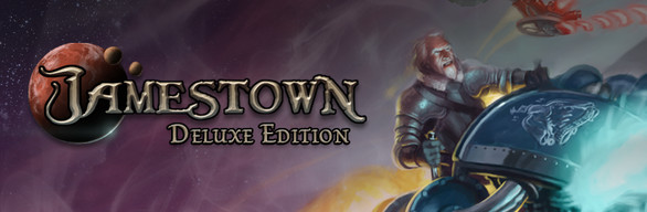 Jamestown Deluxe  (Steam Gift/ROW/Region Free) HB link