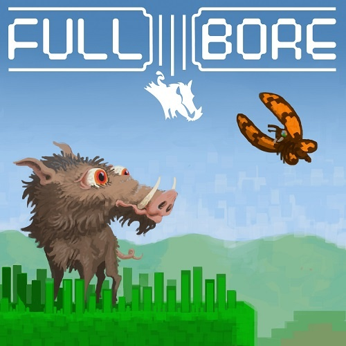 Full Bore  ( Steam Gift / ROW / Region Free ) HB link