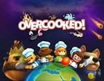 Overcooked  ( Steam Key / RU / CIS )