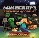 Minecraft Premium Аккаунт + Transaction ID ( с почтой )