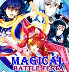 Magical Battle Festa(Steam Gift/ROW/Region Free)HB link