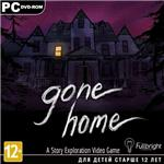 Gone Home + Soundtrack  (Steam Gift / ROW) HB link