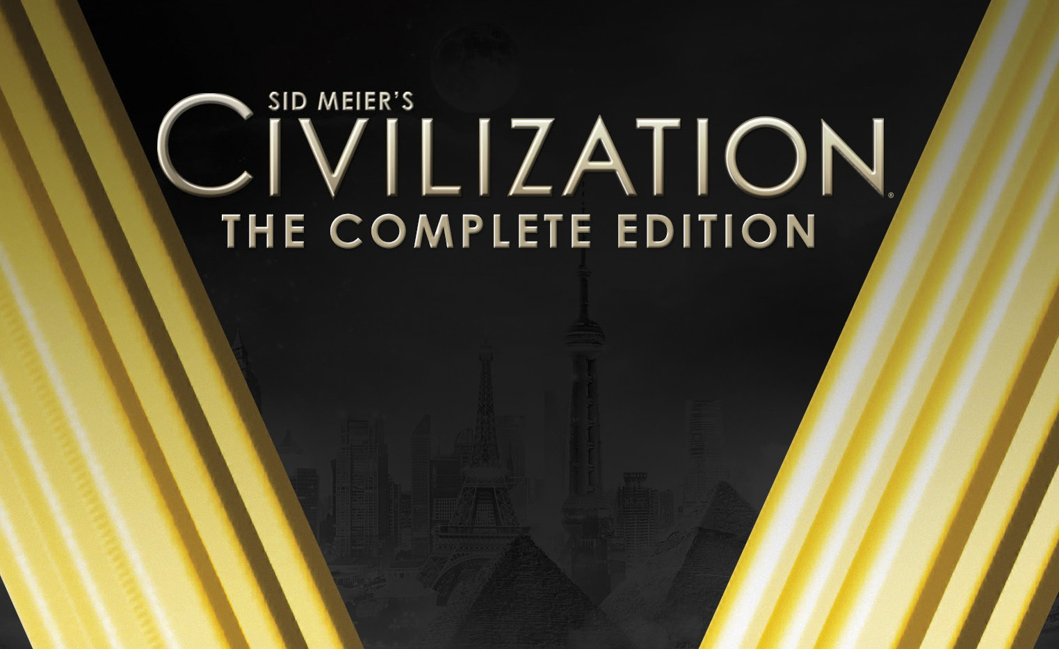 Civilization V 5 Complete Edition EU (Steam) + GIFT