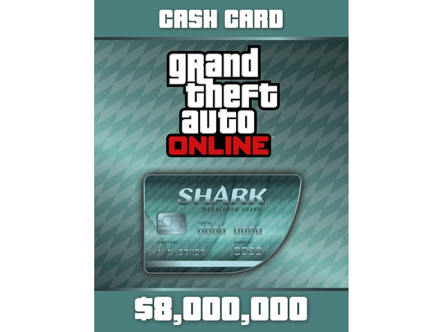 Grand Theft Auto Online PC: Megalodon Shark 8 000 000$