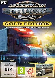 American Truck Simulator Gold Ed  St Key RU/CIS ✅