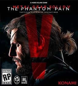 Metal Gear Solid V: The Phantom Pain (STEAM) + DISCOUNT