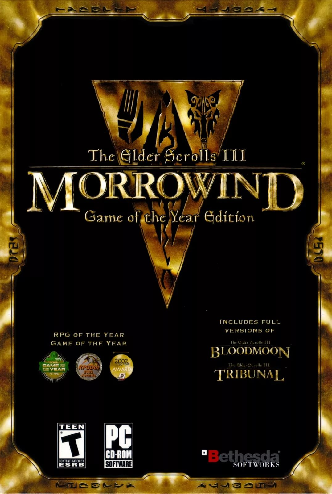 Buy The Elder Scrolls III: Morrowind GOTY Edition GLOBAL and