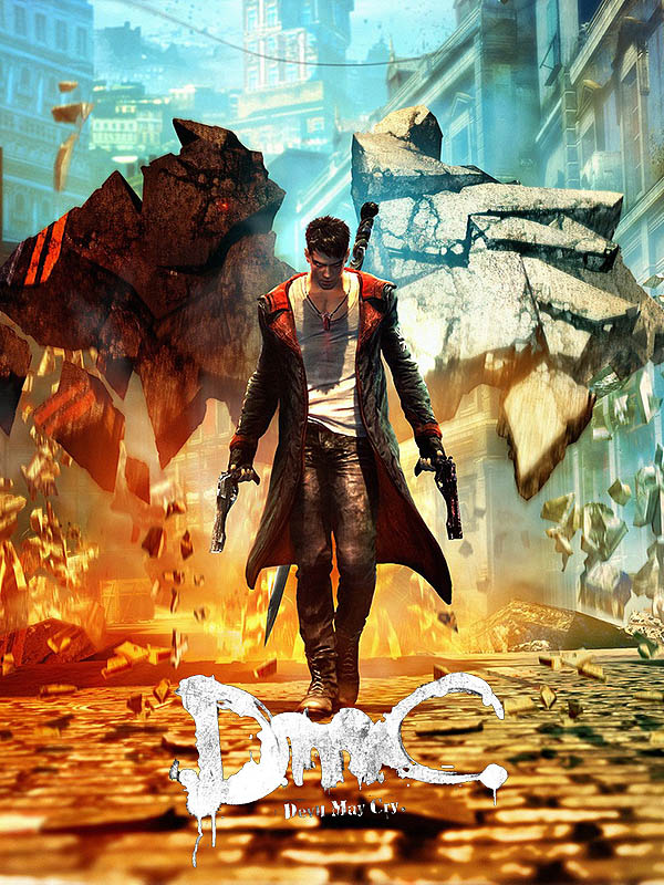 DmC Devil May Cry (Steam) + discount + GIFTS