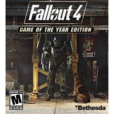Fallout 4: Game of the Year Edition STEAM KEY RU/CIS