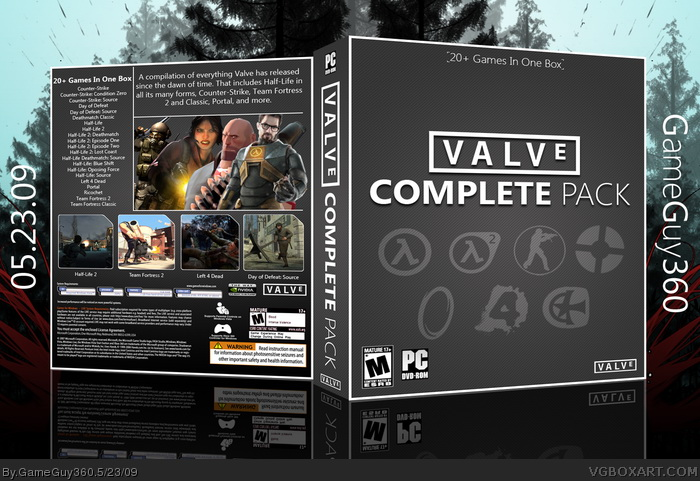 Valve Complete Pack (Steam Gift) RU / CIS + GIFTS