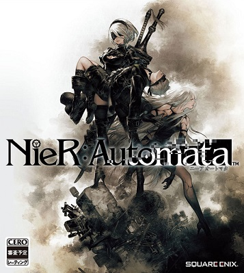 Nier Automata Steam CD-KEY RU/CIS + Подарки