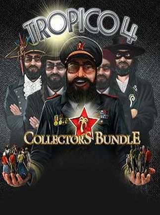 Tropico 4 Collector´s Bundle STEAM KEY (RU) + GIFTS