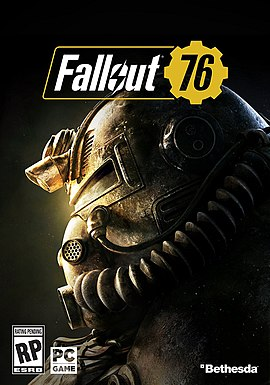 Fallout 76 LICENSE (Bethesda.net)
