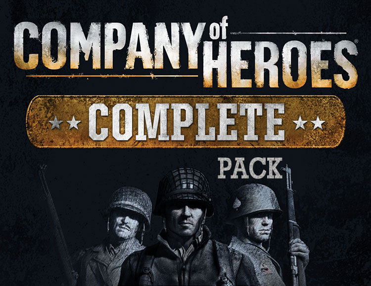 Company of Heroes - Complete Pack (RU) + GIFTS + DISCOU
