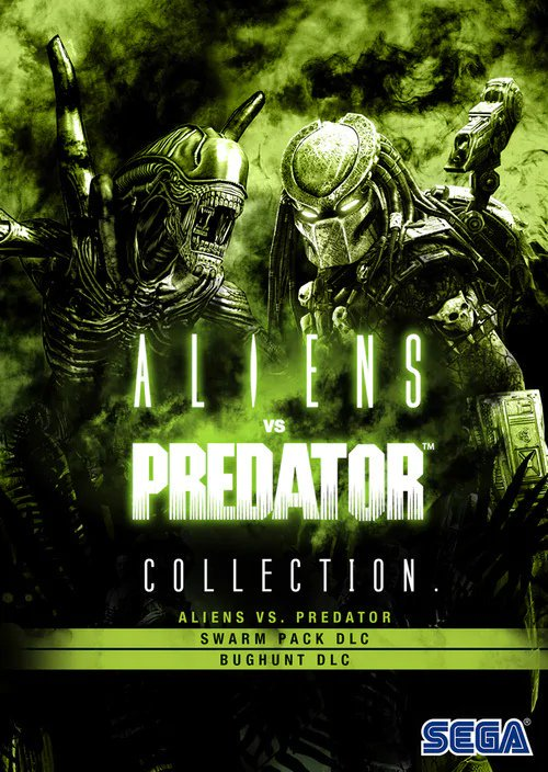 Aliens vs. Predator Collection (RU) + GIFTS + DISCOUNT