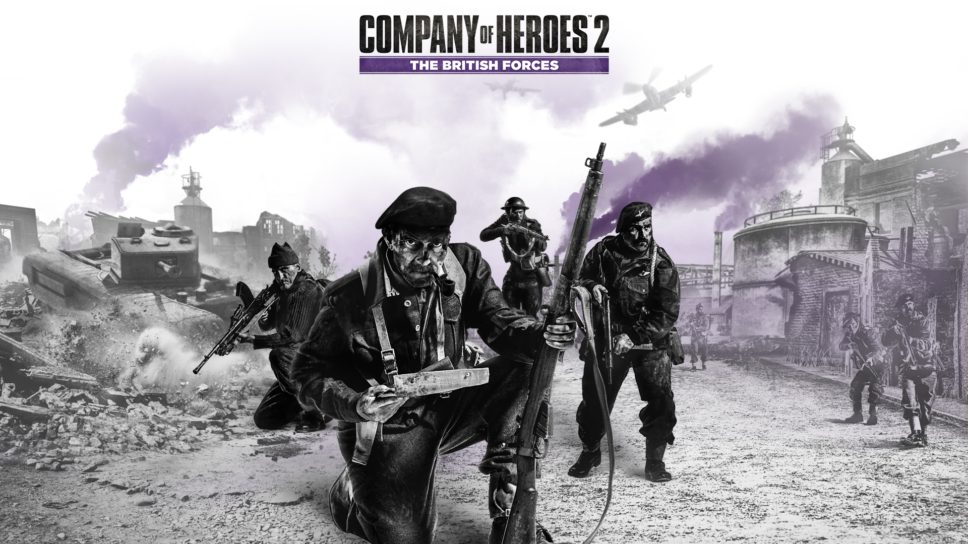 Company of Heroes 2 : The British Forces (RU) + GIFTS +