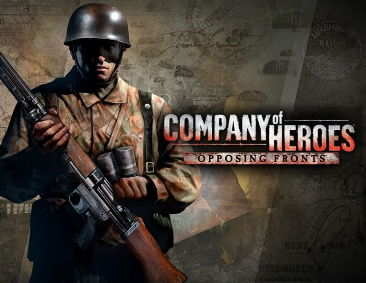 Company of Heroes - Opposing Fronts (RU) + GIFTS