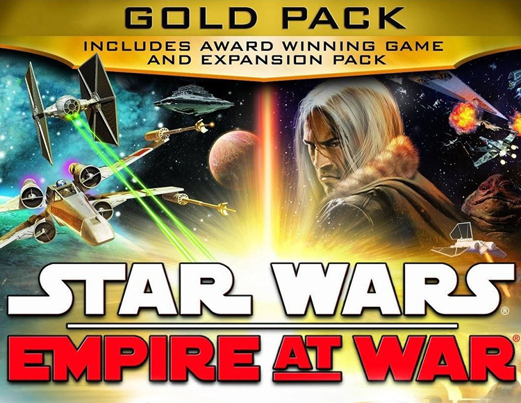 Star Wars: Empire at War Gold Pack (RU) + GIFTS