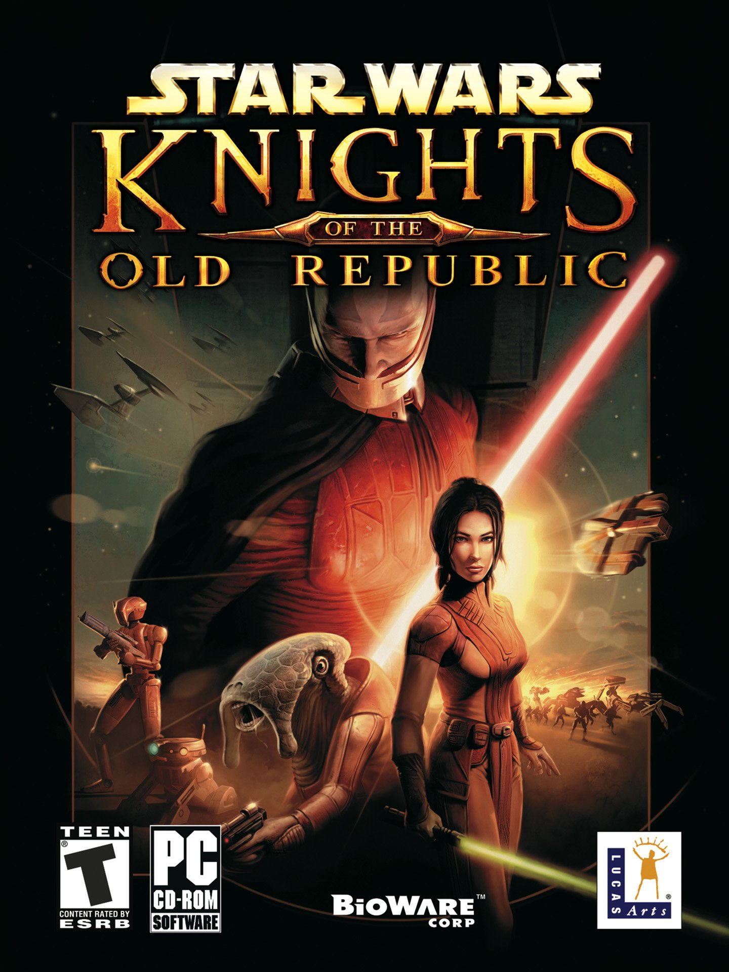 Star Wars : Knights of the Old Republic (RU) + GIFTS