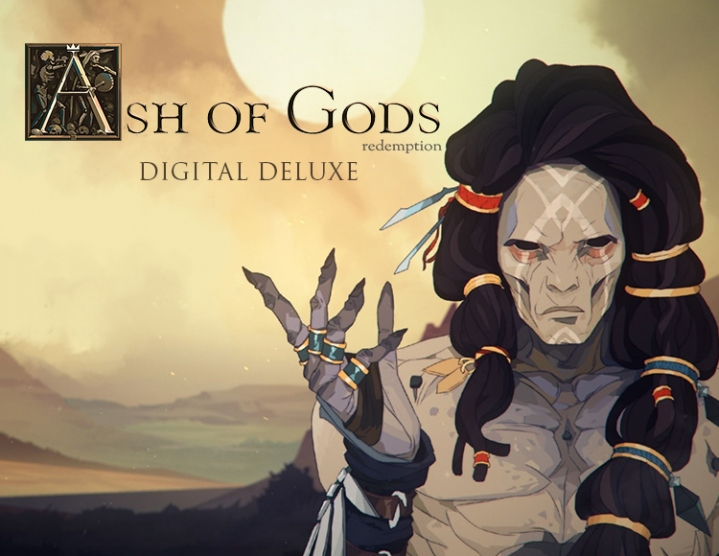Ash of Gods: Redemption Digital Deluxe (RU) + GIFTS