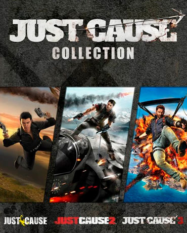 Just Cause Collection (RU) + GIFTS + DISCOUNT