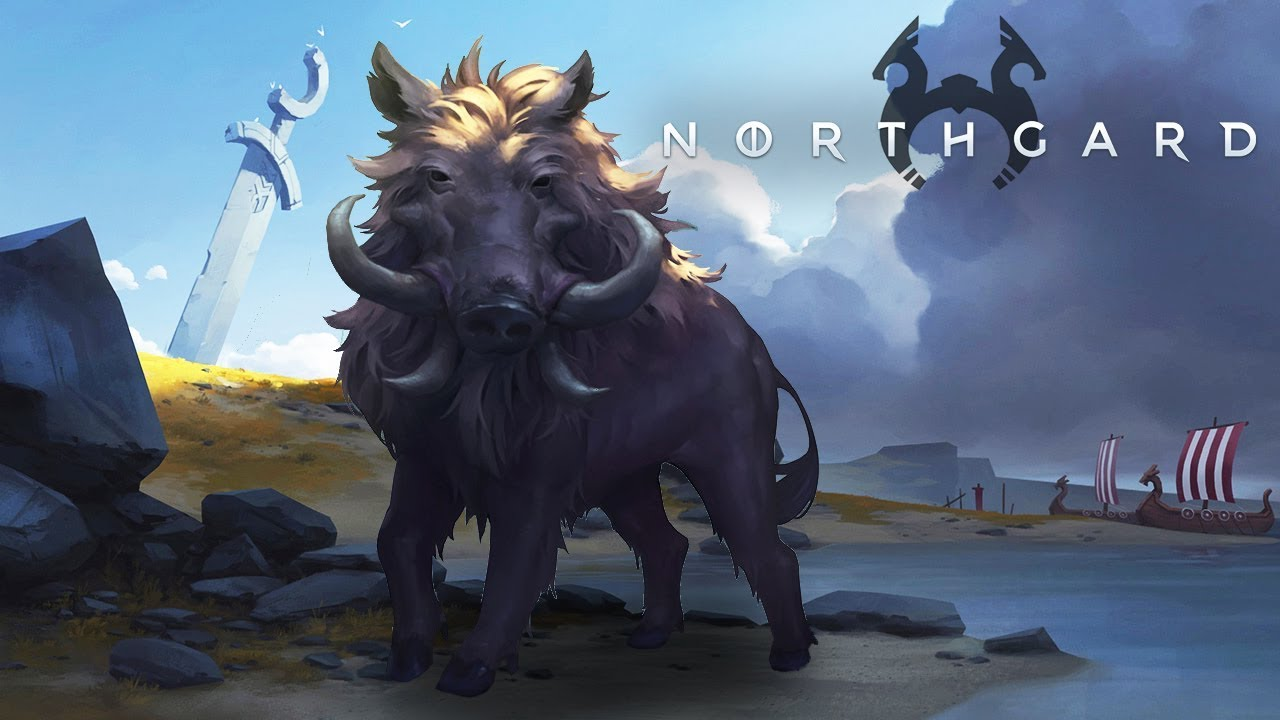 Northgard (RU) + GIFTS + DISCOUNT