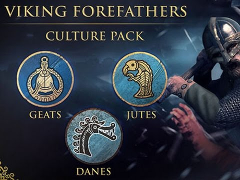 Total War ATTILA: DLC Viking Forefathers Culture Pack