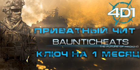 Купить iw4Bot for FourDeltaOne 1 Месяц (1 Month)