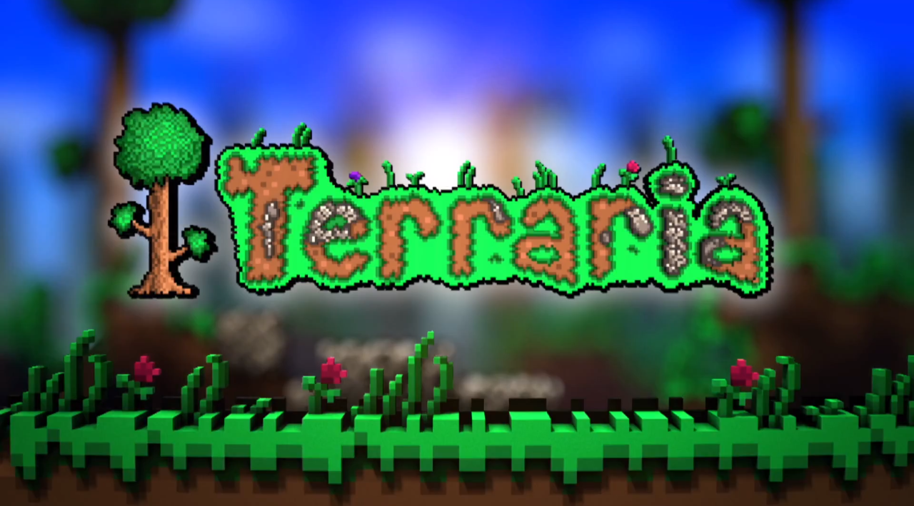 Terraria on iPhone / iPad / iPod