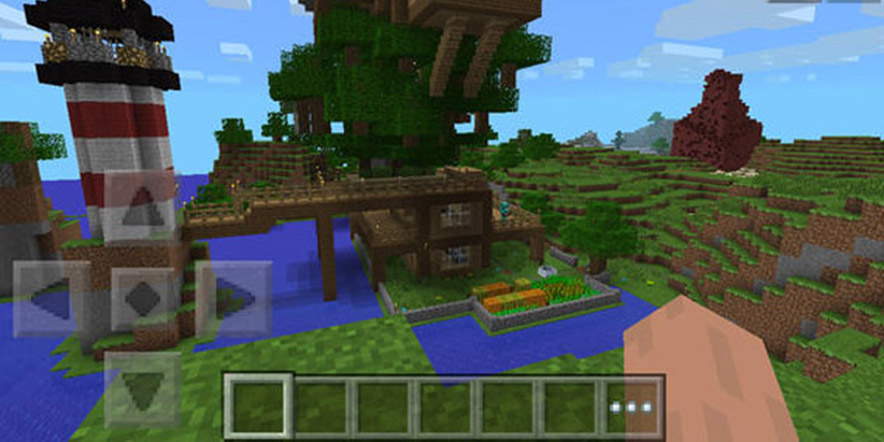 Minecraft iPhone / iPad / iPod iOS 8/9/10/11