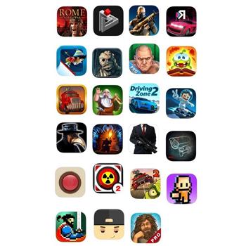 MIX App Store account 2019