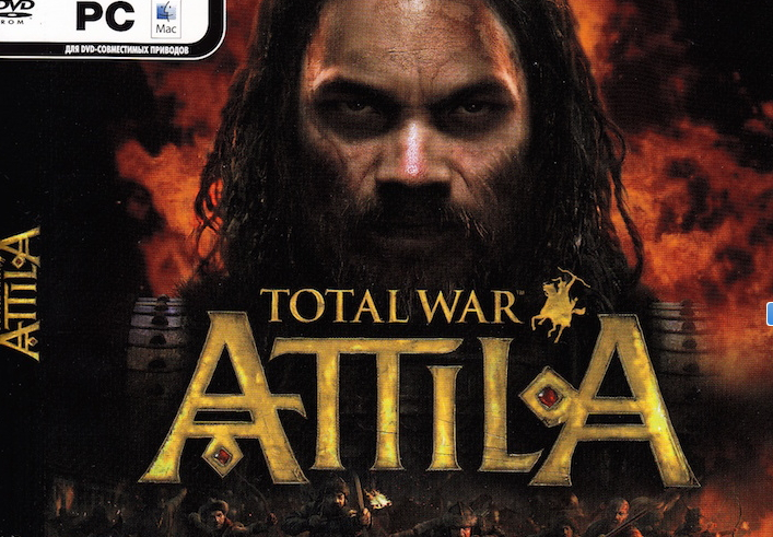 Total War: ATTILA [Steam Gift - RU CIS]