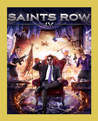 SAINTS ROW IV GAME OF THE CENTURY (Steam)(RU/ CIS)