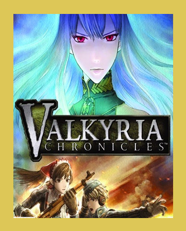 VALKYRIA CHRONICLES (Steam)(Region Free)