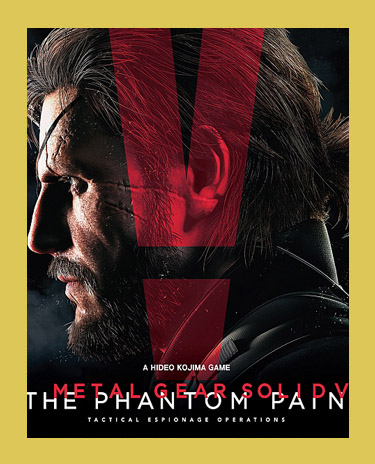 METAL GEAR SOLID V: THE PHANTOM PAIN(Nvidia code/ ROW)