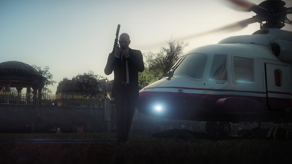HITMAN (Steam)(Region Free)