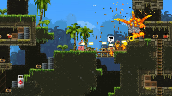 BROFORCE (Steam)(RU/ CIS)