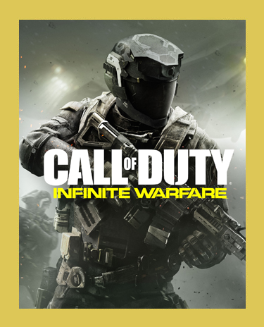CALL OF DUTY: INFINITE WARFARE (Steam)(Europe)