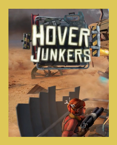 HOVER JUNKERS (Steam)(Region Free)