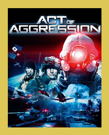 ACT OF AGGRESSION (Steam)(Region Free)