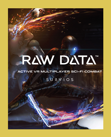 RAW DATA (Steam)(Region Free)