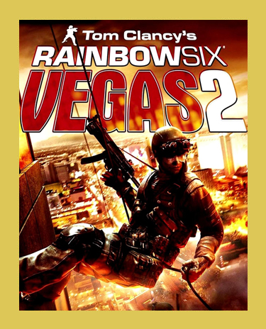 RAINBOW SIX: VEGAS 2 (Steam)(Region Free)