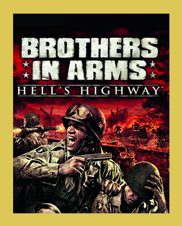 BROTHERS IN ARMS: HELL´S HIGHWAY (Steam)(Region Free)