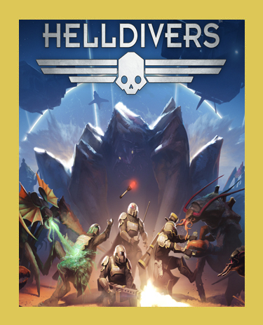 HELLDIVERS (Steam)(Region Free)