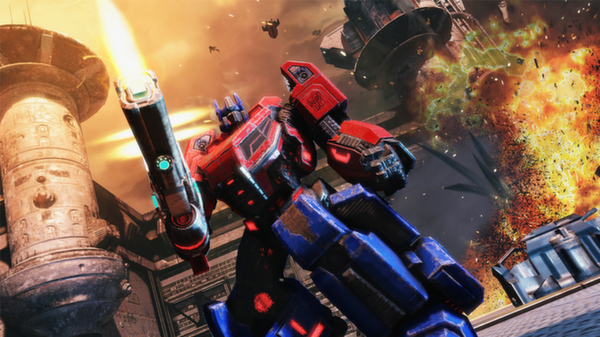TRANSFORMERS: FALL OF CYBERTRON (Steam)(Region Free)