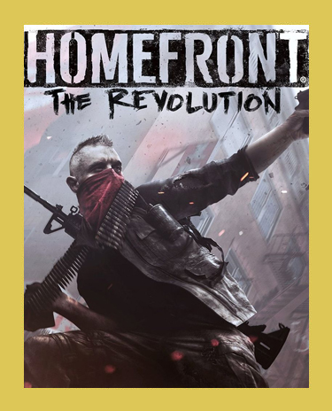 HOMEFRONT: THE REVOLUTION (Steam)(Region Free)